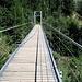 die neue Hängebrücke