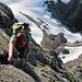 Plaisir-Klettern am Guppengrat
