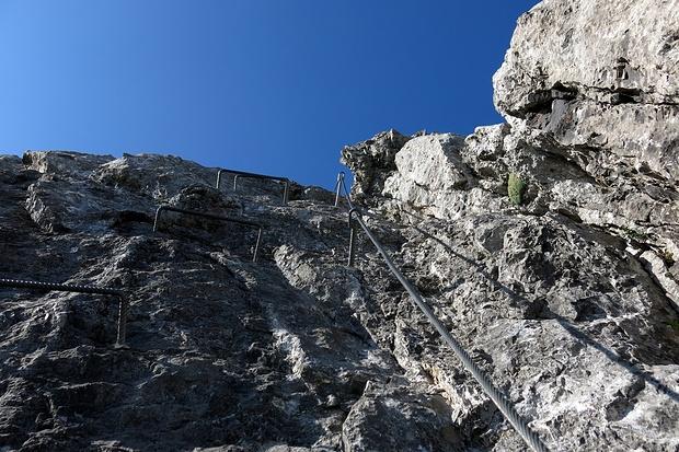 Klettersteigset Platte : Rigidalstockgrat klettersteig 2480m u2013 tourenberichte und fotos [hikr