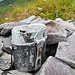 Gipfelbuch Fuggstock...