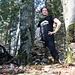 Jetzt steht ein Steinmann auf dem Montagne de Graitery (1280m).