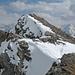 Gipfelbereich des Piz Champatsch