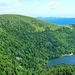 Der Lac de Schiessrothried von oben