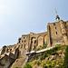 Abtei St. Michel dort wollen wir hinauf.