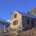 Erinnnerung: Alte Topalihütte, Oktober 1995