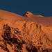 Eisdach des Mont Collon!