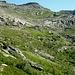 ..und hier der nächste Talkessel mit der Alpe Cornavosa