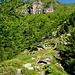 Wir erreichen Alpe Stüell