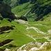 Steckenberg mit Steckenbergsattel und den Wanderwegen