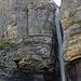 """Erster Wasserfall, zu """"grob"""" für eine Dusche..."""