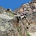 schönste Verhältnisse, wetter-, fels- und klettersteigmässig