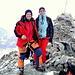 Auf dem Gipfel des Piz d' Err 3378m