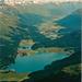 Tiefblick auf die Oberengadiner Seen
