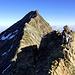 Nette, leichte Kletterei zum Hohbärghorn