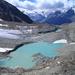 Der obere Grubensee - stand im 2003 kurz vor einem katastrophalen Ausbruch! ;-)