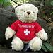 Der Schweizerbär, ein Geschenk von einem lieben Menschen