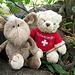Susi und Schweizerbär verstehen sich