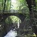 Alte Brücke über die Thur beim Steinbruch Starkenbach.