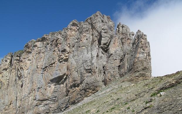 Klettersteig Graustock : Klettersteig graustock m u tourenberichte und fotos hikr