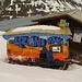 Base per snowboardisti a Lückli
