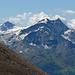 Kannst Du kucken wo Du willst, die Augen fallen immer wieder auf die Bernina-Region und ihre spektakulären Berge.