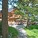 Die Lindauer Hütte ist erreicht.