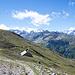 Hütte unterhalb der Üsseren Nanzlicka