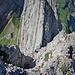 Kurzer Abstieg mit Aufstieg und schon ist man auch dem Westlichen Altenalpturm