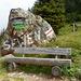 Gorezmettlenbach Brucke m.1613 inizio sentiero per la Sewenhutte m.2150