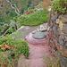 .....Garten und Zisterne