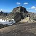 Parseierspitze -- von Osten beim Weg vom Gatschkopf runter
