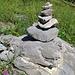einer  der  vielen schönen Steinmänner