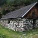 Steinhütte auf der Hohenseealm