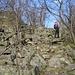 schöne Steinlandschaft - noch im Vorfühling hier oben nahe Hochwaldgipfel