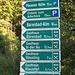 Ziel: der Endpunkt der Straße ins Zillergründl.