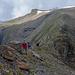 Aufstieg zum Bietenhorn