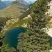 Der türkisblaue Seehornsee