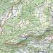Rot= unsere Alternativ Abfahrt<br />Violett= die Original Route<br />Blau= bessere Version