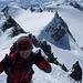 Vom Medel Gipfel richtung SW. Piz Ufferein im Hintergrung.