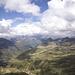 Blick vom Hohen Rad (2934m) nach Nordosten.