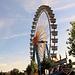 Das Riesenrad stand auch schon auf dem Kiliani-Fest