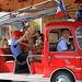 Kinderkarussel - Feuerwehr