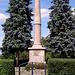 Gedenksäule für die Toten der beiden Weltkriege