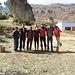 Unsere Gruppe zurück in Pinaya