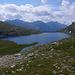 Lago del Busin inferiore