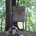 """Das """"Gipfelbuch"""" am Glöcklerweg"""