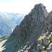 parete N della cresta E del Pizzo Brünesc