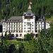 Wieder in Pontresina. Das Hotel Walther ist NICHT mein Logis. Ich hause bescheidener hier. ;-)