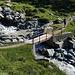 Ultimo ponte sul percorso, congiunge con strada di servizio per Val Poschiavina.