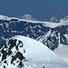 Weit im Westen spitzten die Mont-Blanc Berge hervor!